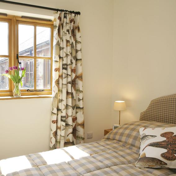 Fisherman's Lodge Bedroom